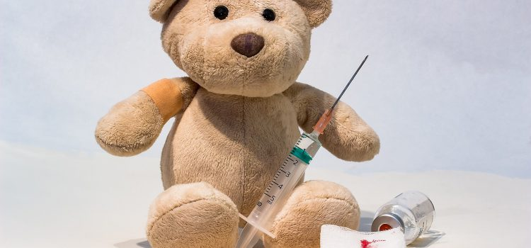 Информация о прививках детям.