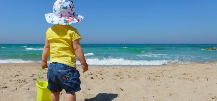 Отправляетесь с детьми на море? Не забывайте о безопасности.